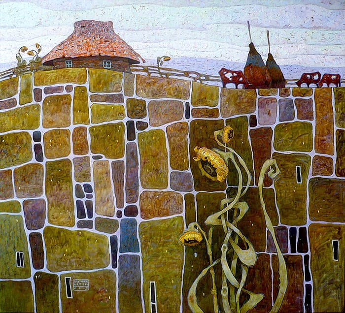 Artem Tolstukhin -  Colored fields