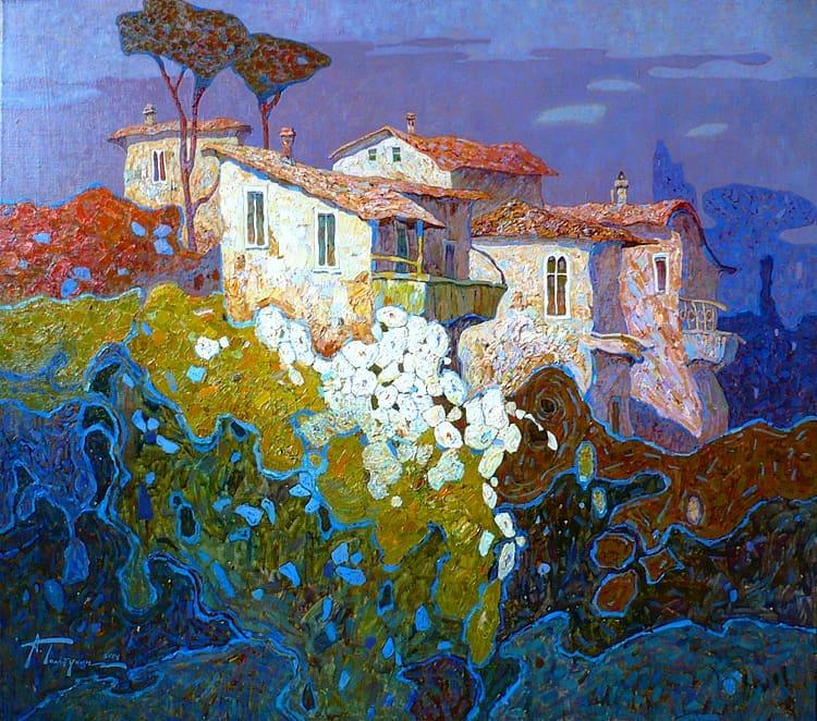 Artem Tolstukhin -  Italian houses
