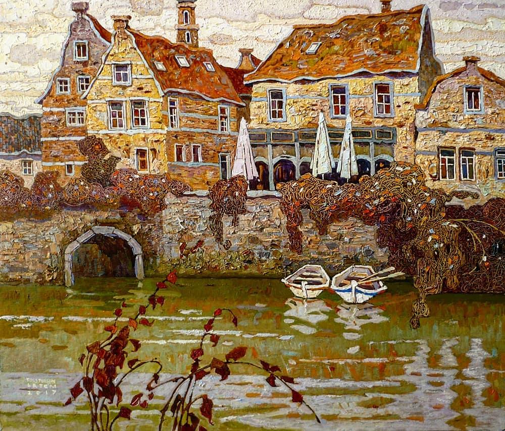 Artem Tolstukhin -  Old Holland