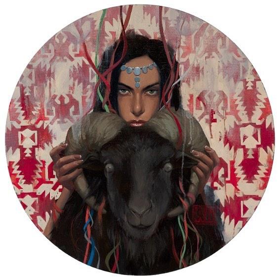 Simona Ruscheva - A circle has no end