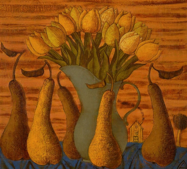 Alexander Demidov - Flowers and Pears