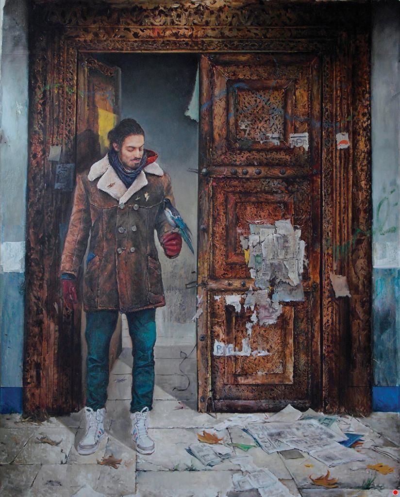 Mathieu Nozieres -  The door